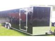 2018 LARK 8.5X24TA V-NOSE CAR HAULER 10K TRAILER
