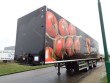 DRACO 3-AXLE CLOSED BOX / BPW /2X STEERING AXLE / NL TRAILER