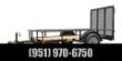 2021 BIG TEX TRAILERS 30ES-10 UTILITY TRAILER STOCK# 37848