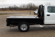 "2018 CM RD STEEL FLATBED - 8' 6"" X 84"" /56 OR 58 / 42"