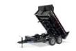 2021 SURE-TRAC 6' X 12' LPROFILE 10K SINGLE RAM DUMP