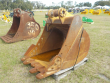 "LOT # 3720 -- 48"" DIGGING BUCKET TO SUIT CAT 329E"