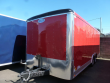 2018 CONTINENTAL CARGO 8.5 X 20 10K RAMP TALL RED