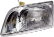 1996 VOLVO VNL GEN 1 HEADLIGHT OEM #:1623714