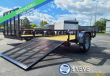 2021 SURE-TRAC TRAILERS 5'X8' TUBE TOP UTILITY TRAILER