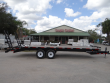2019 TRIPLE CROWN TRAILERS 8X24 14K FLATBED TRAILER, CARG