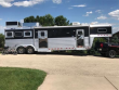 2010 4 STAR TRAILERS HORSE TRAILER