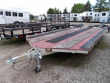 2000 TRITON 4-PLACE SNOWMOBILE TRAILER « BACK TO INVENTORY
