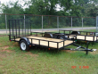 2020 CARRY-ON CARRY-ON 6X12 LANDSCAPING TRAILER UTILITY TRAILER