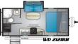 2021 HEARTLAND RV WILDERNESS WD 2121RB