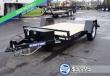 2021 SURE-TRAC TRAILERS 6.5'X12' TILT BED EQUIPMENT HAULER
