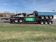 WITZCO CHALLENGER NGB-35 NON-GROUND BEARING TANDEM AXLE 35 TON RGN LOWBOY TRAILER