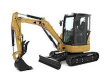 """CAT MINI-EXCAVATOR LOWER 1/2"""" POLYCARBONATE WINDSHIELD REPLACEMENT"""