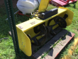 "0 JOHN DEERE QUICK HITCH 54"" SNOW BLOWER"