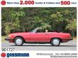 1987 MERCEDES-BENZ 560 SL ROADSTER, 80.000 MEILEN 560 SL ROADSTE