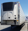 2015 UTILITY CARRIER X4 7300 REEFER/REFRIGERATED VAN