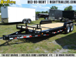 7X20 PJ TRAILERS | TILT DECK EQUIPMENT TRAILER
