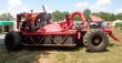 2014 NUHN LAGOON CRAWLER 2750 HOURS - MANURE SPREA LAGOON CRAWLER
