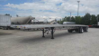 REITNOUER MAXMISER 48X102 ALUMINUM FLATBED TRAILER - AIR RIDE, FIXED SPREAD AXLE