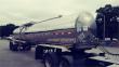 2000 BRENNER DOT 407 SS / 7000 GAL / INSULATED / CENTER DISCHARGE