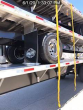 "UTILITY FLATBED 121"" CALIFORNIA SPECS FLATBED TRAILER"