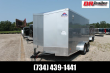 HAUL-ABOUT 7' X 14' R ENCLOSED TRAILER