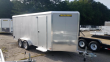 2020 ALUMA AR716TA CARGO / ENCLOSED TRAILER
