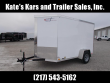 2020 CROSS TRAILERS 6X10 SINGLE AXLE SIDE DOOR ENCLOSED CARGO TRAILER
