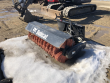 2015 MAKE AN OFFER 2015 BOBCAT AB48 SWEEPER AB48