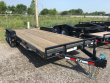 "2021 PJ TRAILERS 20 FT. 5"" CHANNEL EQUIPMENT TRAILER (CE)"