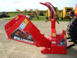 2018 WALLENSTEIN 3-POINT HITCH - SELF FEED WOOD CHIPPERS BX52S
