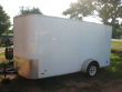 2011 PACE AMERICAN ENCLOSED TRAILER