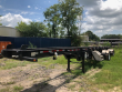 2011 DRAGON DOUBLE CONTAINER ROLL OFF TRAILER