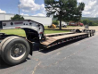 "FONTAINE 50 TON LOWBOY TRAILER, TRI-AXLE, 24'X8'6"". 50-TON, AIR RIDE"