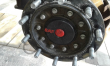 SAF SBS 2243 AXLE FOR SEMI-TRAILER