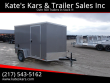 PACE - 6X10 ENCLOSED TRAILER