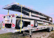 DORSEY AF48 48X102 TANDEM AXLE ALUMINUM FLATBED TRAILER - AIR RIDE, FIXED SPREAD AXLE