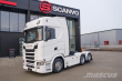 2019 SCANIA S500