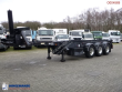 WEIGHTLIFTER CONTAINER SEMI-TRAILER TIPPING CONTAINER CHASSIS 30 FT 3 AXLES