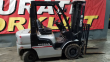 2008 NISSSAN MY1F2A25V 5968 HOURS - FORKLIFTS MY1F2A25V