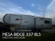 2014 OPEN RANGE RV MESA RIDGE 337
