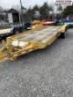 2021 CAM SUPERLINE P8CAM155STT FLATBED TRAILER