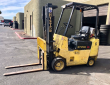 1992 HYSTER S35