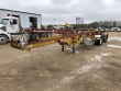 1995 CLEMENT TWO CONTAINER ROLL OFF TRAILER