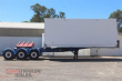 2005 FTE REFRIGERATED TRAILER