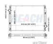 FREIGHTLINER FLD120 RADIATORS | RADIATOR COMPONENTS