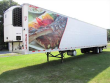GREAT DANE 53 FT REEFER TRAILER - SLIDING AXLE, SWING DOOR, THERMO KING