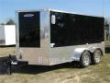 6X12 VNOSE MOTORCYCLE TANDEM AXLE TRAILER