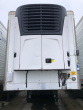 2012 UTILITY 3000R 53' AIR RIDE REEFER, CARRIER 2100A UNIT WITH REEFER/REFRIGERATED VAN
