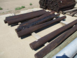 CREOSOTE WOOD POSTS DR5726